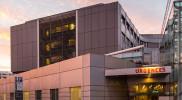 Hôpital de La Tour – Entrée des Urgences