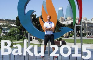 Jeux européens Baku 2015