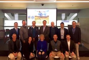 IAC Dublin 2015 executive committee